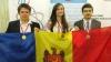 AUR şi BRONZ pentru elevii moldoveni, la Olimpiada Internaţională de Chimie