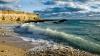 Descoperire ULUITOARE pe o plajă din Ucraina. Autorităţile au interzis scăldatul şi nu lasă navele aproape de ţărm