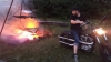 Cum să aprinzi focul pentru grătar cu un Harley Davidson (VIDEO)