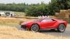 (FOTO) Accident de lux pe circuit: Un supercar cu motor de Lamborghini a intrat în gardul de protecţie
