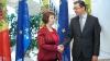 (VIDEO) Corman, după întâlnirea cu Ashton: Mi-a întărit încrederea că putem obţine ceea ce vrem la Vilnius