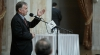 Hohote de râs la final de sesiune parlamentară. Hadârcă i-a dedicat opoziţiei o poezie(VIDEO)