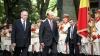 Băsescu a arătat la Chişinău diferenţa dintre un preşedinte jucător şi unul spectator LIVE TEXT Fabrika
