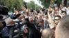 Cele mai TARI momente din cadrul vizitei lui Traian Băsescu la Chişinău, în IMAGINI FOTO