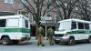 Incendiu criminal într-o cazarmă din Germania. 16 vehicule militare, avariate