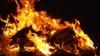 """IMAGINI VIDEO din timpul incendiului de la restaurantul """"La Roma Club"""""""