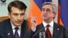 Vizite de rang înalt. Preşedintele Georgiei şi cel al Armeniei vin azi în Moldova