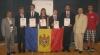 Patru elevi din Moldova, premiaţi la Olimpiada Internațională de Fizică. Au obţinut trei medalii și o mențiune de onoare