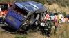 Nouă persoane au murit, iar alte 22 au fost rănite după ce un autobuz s-a răsturnat în Spania