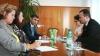 Corneliu Gurin a discutat cu şeful Misiunii OSCE în Moldova despre reformarea Procuraturii