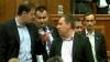 (VIDEO) Deputaţii din Parlament, la un pas de BĂTAIE GENERALĂ. Diacov: Asta e TERORISM!