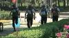 Zeci de poliţişti şi-au demonstrat calităţile fizice la mai multe probe sportive