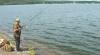 Au îmbinat utilul cu plăcutul: Pescarii şi-au demonstrat abilităţile şi au dat o petrecere de zile mari VIDEO
