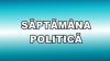 Retrospectiva politică a săptămânii: Scandaluri şi îmbrânceli în Parlament şi un nou conflict la Comrat