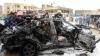 Cel puţin 60 de oameni au murit, după ce nouă maşini capcană au explodat în Bagdad