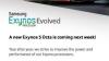 Samsung dezvăluie Exynos Evolved, urmaşul Exynos 5 Octa