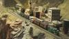 Cea mai mare machetă de cale ferată din lume - o sută de trenuri, 400 de poduri şi 3.000 de clădiri în miniatură