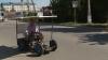 Primul automobil solar made in Moldova: A fost asamblat la Comrat, iar pentru crearea lui s-au cheltuit 8.000 de lei (VIDEO)