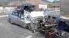 Accident TERIBIL în România: O familie din Republica Moldova a intrat cu maşina într-un camion (GALERIE FOTO)