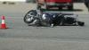 Accident pe traseul Chişinău-Leuşeni. Un tânăr motociclist a murit pe loc