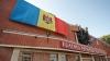 Cultură în paragină. Scuarul Teatrului Naţional Vasile Alecsandri din municipiul Bălţi, într-o stare dezolantă