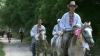 Paradă de cai impresionantă la Palanca, de sărbătoarea Sfântului Ilie VIDEO