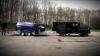 (VIDEO) Noul Ford Fiesta poate fi mai rapid dacă este cărat de un Mercedes-Benz G63 AMG? AFLĂ răspunsul