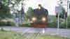 Accident pe calea ferată! O autospecială a CFM s-a RĂSTURNAT în curbă