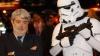 George Lucas, creatorul Star Wars, a devenit tătic la 69 de ani