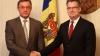 Schuebel, la întâlnirea cu Corman: Eforturile guvernării de la Chişinău vor fi apreciate la summitul de la Vilnius