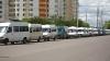 Greva şoferilor microbuzelor de pe linia nr. 191 CONTINUĂ. Administratorul riscă sancţiuni
