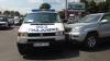 Ambulanţă implicată în accident rutier, pe bulevardul Ştefan cel Mare din Chişinău (FOTO)