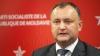 """Igor Dodon, despre Traian Băsescu: E un tip disperat, e """"o raţă şchioapă"""""""
