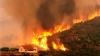 Incendiu de pădure la Atena. Locuinţele din regiune sunt ameninţate de flăcări