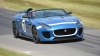 (VIDEO) Jaguar Project 7, testat pe circuit