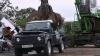 Ce se întâmplă cu un Land Rover importat ilegal în SUA (VIDEO)