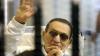 Fostul preşedinte al Egiptului Hosni Mubarak va fi eliberat pe cauţiune