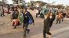Aproape 2.000.000 de sirieni au ales să fugă din ţară, de ororile războiul
