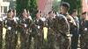 """Zeci de tineri de la Academia militară """"Alexandru cel Bun"""" au jurat credinţă Patriei (VIDEO)"""