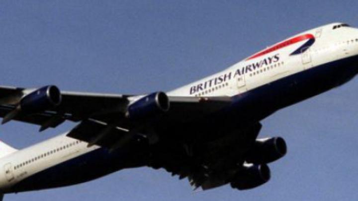 Momente de GROAZĂ într-un avion ce zbura pe cursa Riad-Londra. Oamenii aflaţi la bord ţipau şi plângeau de teamă