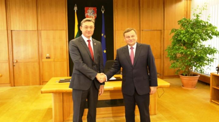 Reuniunea Preşedinţilor de Parlament ai ţărilor Nordic-Baltice ar putea avea loc la Chişinău