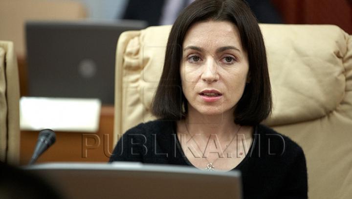Sandu, supărată rău pe socialiști, după ce Țurcan a devenit președinte al CC: Rezervăm dreptul să acționăm în consecință