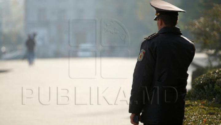 Un ofiţer de urmărire penală din Floreşti, învinuit de trafic de influenţă