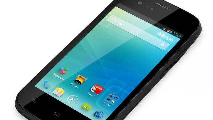 Allview A5 Duo - telefon dual SIM destinat în special tinerilor