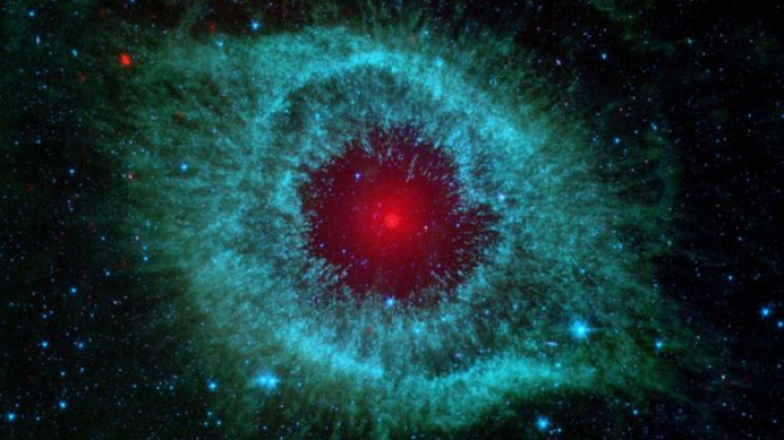 Un telescop NASA vede clar primele stele formate după naşterea Universului (IMAGINI UIMITOARE)