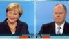 Cancelarul Angela Merkel şi oponentul său au avut prima dezbatere DETALII