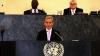 Iurie Leancă, la Adunarea Generală a ONU: UE este lider în colaborarea cu Republica Moldova