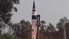 India a testat cu succes o nouă rachetă balistică. Are o greutate de 50 de tone şi 17,5 metri lungime (VIDEO)