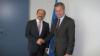 Viceprim-ministrul Valeriu Lazăr a vorbit la Bruxelles despre majorarea asistenţei financiare acordate de UE