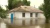 Situaţie excepţională în satul Svetloe. 17 gospodării au fost înecate, iar alte câteva sute riscă să fie inundate